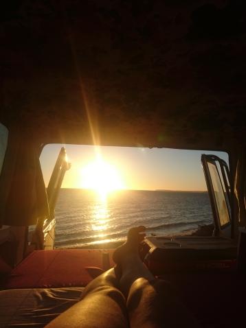 Sunset views WA