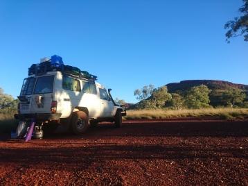 Outback WA