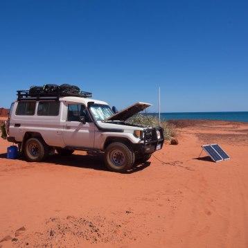 Beach Camp WA